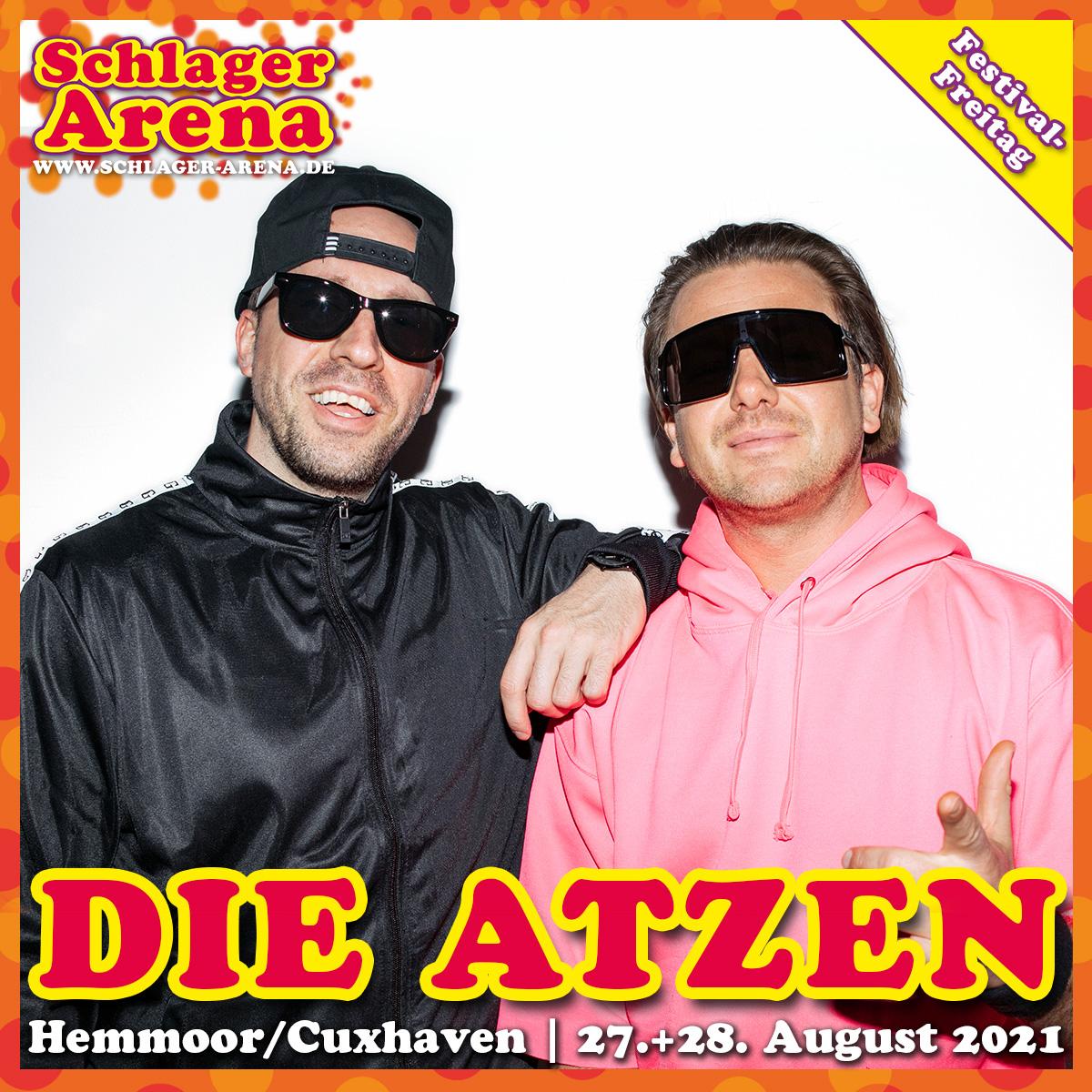 Die Atzen - Schlager Arena 2021